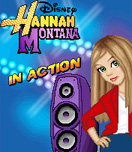 Hannah Montana In Action